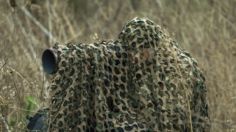 """Does Wearing Camouflage Help Wildlife Photographers to get the Shot?… """"Ask Brian…"""" Vol. 1 No. 1"""